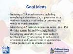 goal ideas1