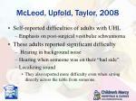 mcleod upfold taylor 2008