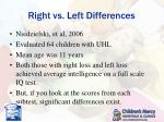 right vs left differences1