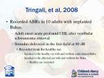 tringali et al 2008