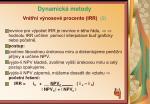 dynamick metody3