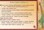 ivotn cyklus v robku 1