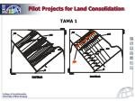 pilot projects for land consolidation1