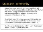 standards community1