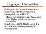 linguagem intermedi ria3