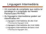 linguagem intermedi ria5
