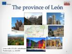 the province of le n