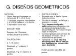 g dise os geometricos