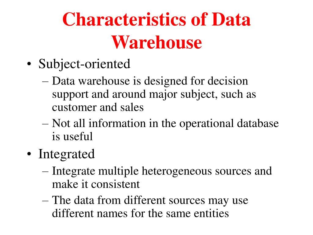 PPT - Data Warehousing PowerPoint Presentation - ID:4548569