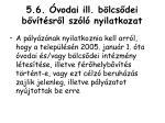 5 6 vodai ill b lcs dei b v t sr l sz l nyilatkozat