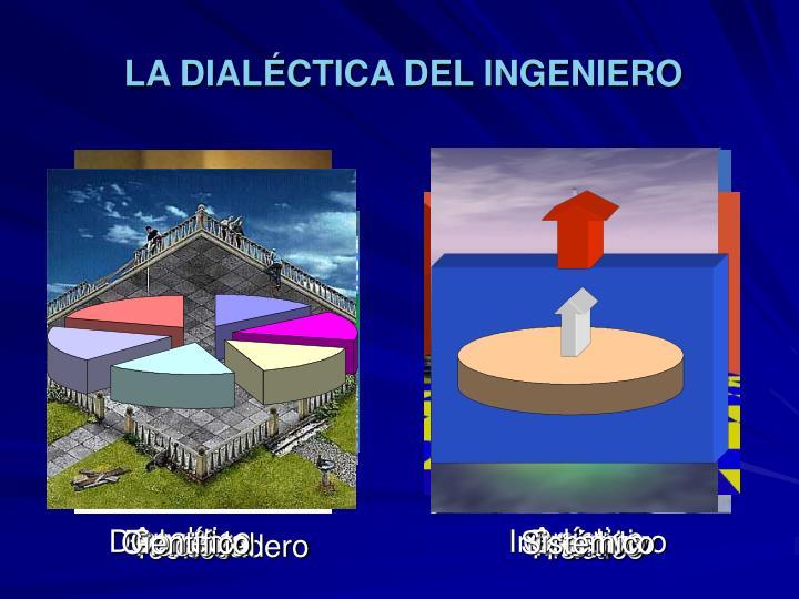 LA DIALÉCTICA DEL INGENIERO