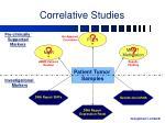 correlative studies1