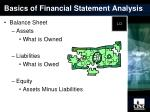 basics of financial statement analysis2