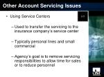 other account servicing issues13
