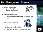risk management finance1