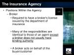 the insurance agency6