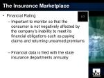 the insurance marketplace8
