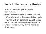 periodic performance review1