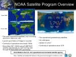 noaa satellite program overview