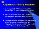 cigarette fire safety standards