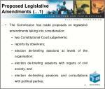 proposed legislative amendments 1