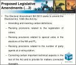 proposed legislative amendments 2