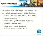 public awareness 2