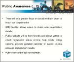 public awareness 21