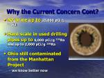 why the current concern cont2