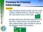freeway to freeway interchange1