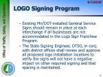 logo signing program1
