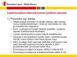 lastensuojelun edunvalvonnan juridinen perusta12