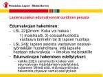 lastensuojelun edunvalvonnan juridinen perusta14