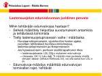 lastensuojelun edunvalvonnan juridinen perusta16