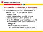 lastensuojelun edunvalvonnan juridinen perusta4