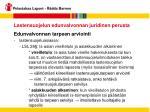 lastensuojelun edunvalvonnan juridinen perusta9