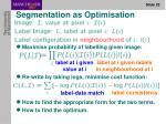 segmentation as optimisation1
