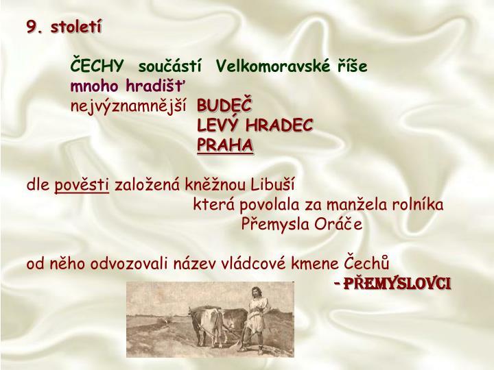 9. století