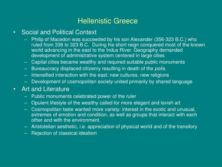 hellenistic greece n.