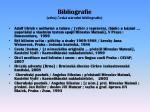 bibliografie zdroj esk n rodn bibliografie