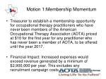 motion 1 membership momentum