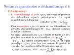notions de quantification et d chantillonnage 11