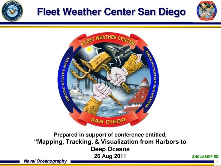 fleet weather center san diego n.