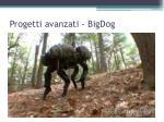 progetti avanzati bigdog