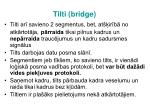 tilti bridge
