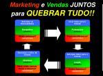 marketing e vendas juntos para quebrar tudo1