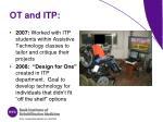 ot and itp2