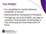 the piads1