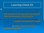 learning check e21