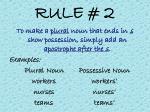 rule 21